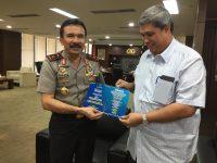Kapolda Sumbar Optimis HBH IKASMA 2 Padang Sukses!!!