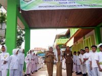 Puskesmas Tanjung Gadang jadi Duta Kabupaten Sijunjung