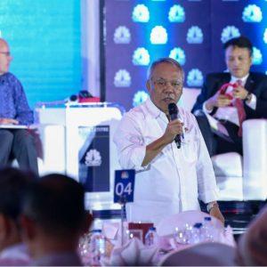 Menteri PUPR : Ketahanan Air Sangat Penting untuk Mendukung Daya Saing Bangsa