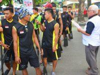 PIDBF 2019  Tim Dayung Sudah Berlomba Sebelum Pembukaan