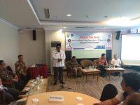 Wabup Suhatri Bur Buka Bimtek II Smart City Padang Pariaman