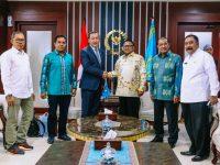 Ketua DPD RI Sambut Baik Kerja sama Investasi Indonesia-Kazakhstan