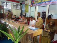 Tim Saber Pungli Padang Pariaman Sosialisasi di SMAN 1 Batang Anai