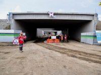 Pembangunan Underpass Bandara Yogyakarta Rampung 74,3 Persen