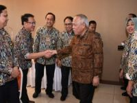 Menteri Basuki Ajak Jajaran Kementerian PUPR Jaga Amanah dan Kredibilitas